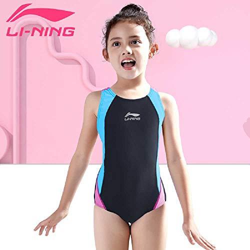 Preisvergleich Produktbild Unbekannt Flower Kinder Badeanzug Mädchen Jumpsuit Set Für Kinder Kinder Mädchen In Professionellen Training 12 mètres (Hauteur recommandée 110-120cm) / Poids 40-45 kg