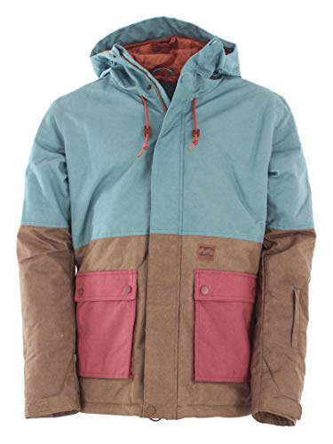 BILLABONG Herren Snowboard Jacke Fifty 50 Jacket | 03664564002022
