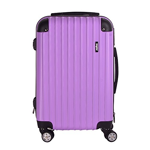 sunydeal-hard-shell-lightweight-travel-luggage-suitcase-4-wheel-spinner-trolley-bag-20-purple-