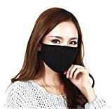 #4: FABLOOK Bike rider/Pollution Face mask for boys and girls(pack of 3)