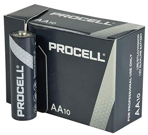 Batterie Industrial Mignon AA LR6 - 10er Pack -
