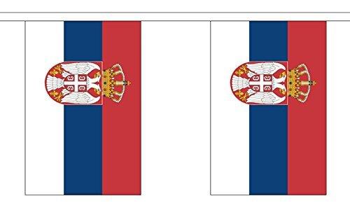 gizzyr-serbie-new-crest-3m-guirlande-10drapeaux