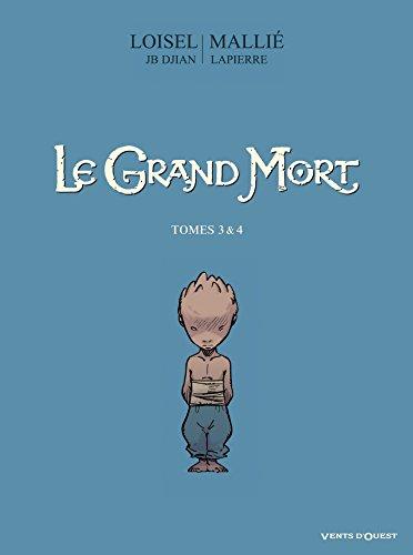 Le Grand Mort - Coffret Tomes 3 et 4 par Régis Loisel