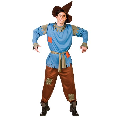 New Scarecrow - Adult Costume Man: M (Chest: (Kostüme Ideen Oz)