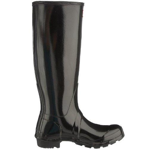 Hunter, Stivali di gomma donna Nero (Black Gloss)