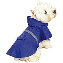 Haustier Sturm Hoodie Hund Regenmantel RegenJacke Wasserdicht Glatte Kleidung