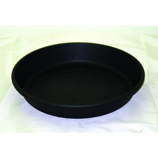 Akro-mils SLI12000B91 Classic Flower Pot Saucer / Size (12 in / Evergreen)