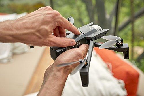 Parrot Anafi Base Drone con Videocamera HDR 4K con Gimbal con Inclinazione a 180°, Nero - 23