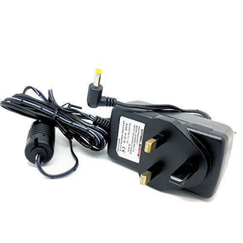 9V Polaroid pdvd-193C Tragbarer DVD-Player Qualität Netzteil Ladegerät Ladekabel Kabel