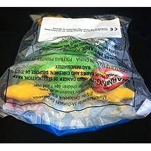 McDonalds comida feliz mysticals TY Teenie Beanie Babies rana sin abrir nuevos BNIP Smoochy
