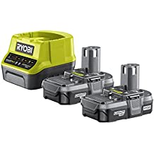 Ryobi RC18120-213 18V ONE+ Lithium 2 x 1.3Ah Battery and Charger