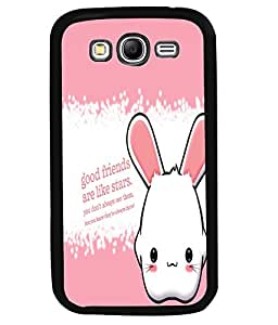 PrintVisa Metal Printed Quotes Designer Back Case Cover for Samsung Galaxy Grand Neo Plus I9060I-D4988