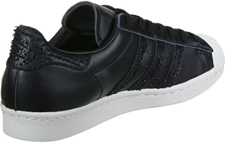 adidas Superstar 80s CNY Schuhe 5,0 black/white -