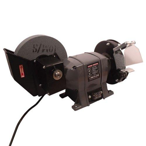 Nass-und Trocken-schleifmaschine (Mauk 1360  Doppelschleifer nass/trocken 250W)