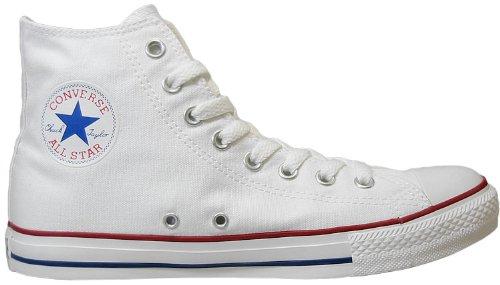 CONVERSE All Star Hi - Chucks - M7650 - Optical White/Weiß - Gr. 39 - (UK 6)