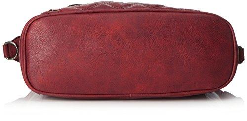 Betty BarclayBetty Barclay - Borsa con Maniglia Donna Rosso (Rosso (rosso))