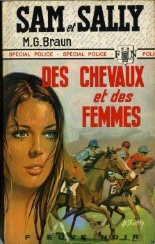 M.g.braun Special Police - Sam et Sally - Des chevaux et