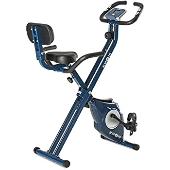 Klar FIT Klarfit Azura [CF/Pro] X-Bike - Bicicleta Fija, Bicicleta ...