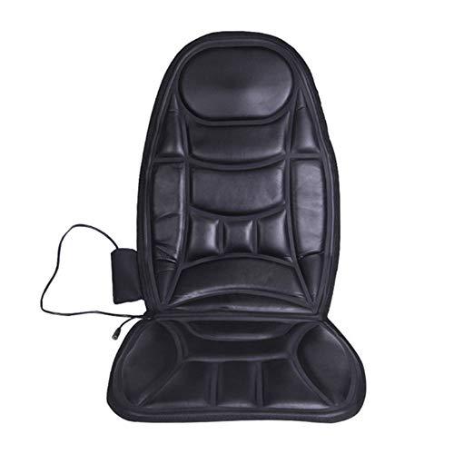 Shiatsu Back Massager Massage Stuhl eingebaute 9-Motorheiz-und Vibrationsfunktion, Relax Full Back Muscles für Zuhause, Büro und Auto