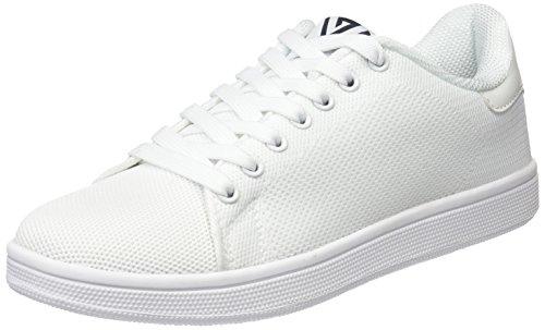 Beppi Shoe Femme Blanc Chaussures Fitness Casual blanc de f7w1rafxq