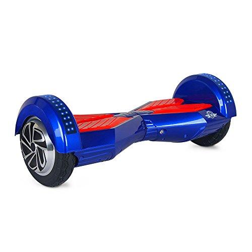 """Megawheels 8"""" Elektro Scooter E-Balance Hoverboard E-Skateboard"""