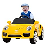 Uenjoy Kids Ride on Cars 6v Battery Power Kids Electric Vehicles with Wheels
