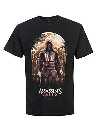 Assassins Creed -  T-shirt - Uomo nero L