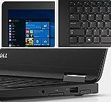 (Renewed) DELL Latitude E7270 12.5-inch Touch Screen Laptop (6th Gen Intel Core i7/8GB/512GB SSD/Windows 10/Intel HD Graphics 520), Black
