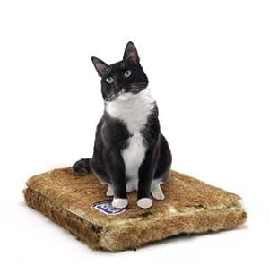 RSPCA - Coussin pour chat à mémoire de forme - Peluche - Taille S