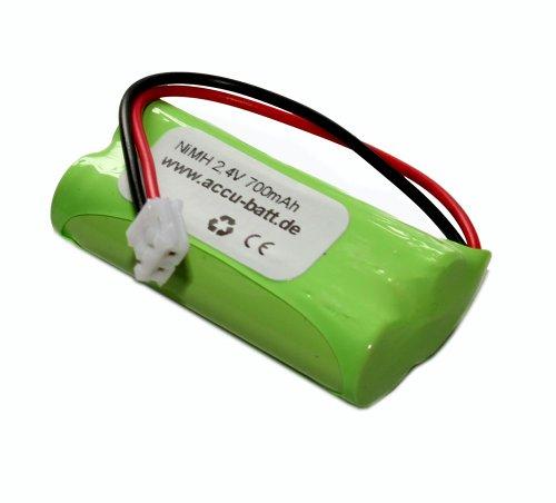 Akku für Schnurlos-Telefone Binatone Big Button Combo | Binatone BB500, BB600, E800, E3800, Elite Range, MD1600, MD2550, MD2600