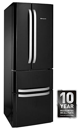 Hotpoint FFU4D K Free Standing Fridge Freezer – Black