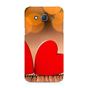 Hamee Designer Printed Hard Back Case Cover for Samsung Galaxy On Nxt Design 4016