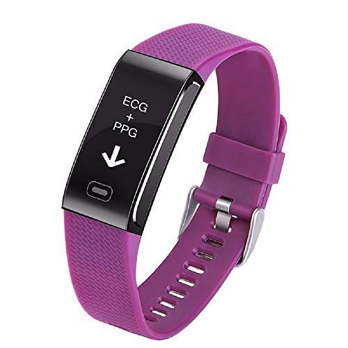 SUNGL GL Fitness-Tracker, Smart-Armband, Aktivit?ts-Tracker, Smartwatch, Farbbildschirm Sportuhr Herzfrequenz Blutdruck Gesundheitsüberwachung Bluetooth-Uhr Schrittz?hler Smartwatch