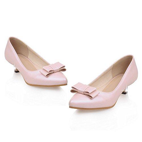 BalaMasaApl10183 - Sandali con Zeppa donna Pink