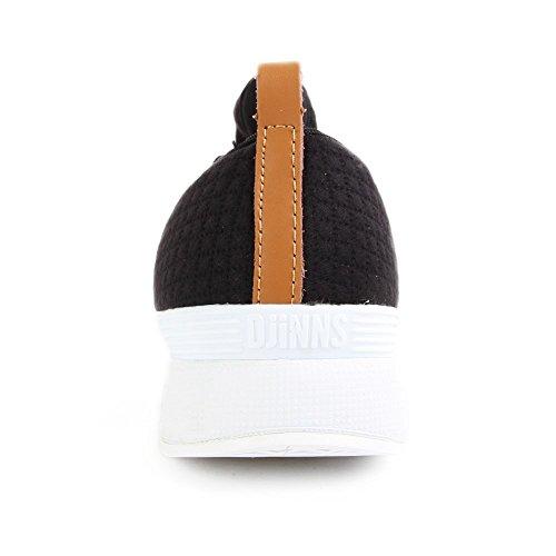 Djinns MocLau MiniPadded Black Noir