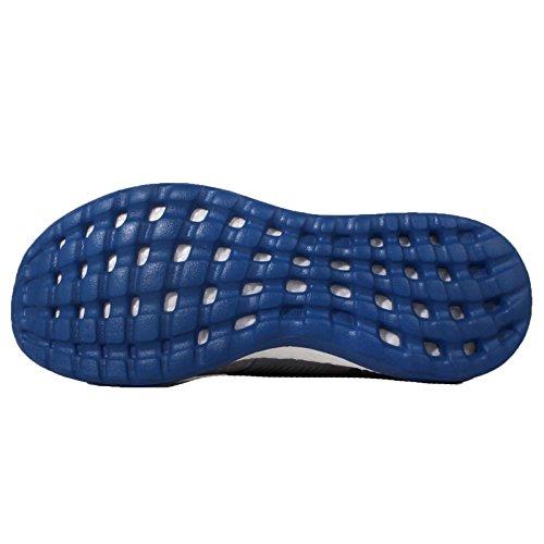 adidas Pureboost Zg Prime M, Scarpe da Corsa Uomo Multicolore (Gris / Azul (Grimed / Grpuch / Eqtazu))