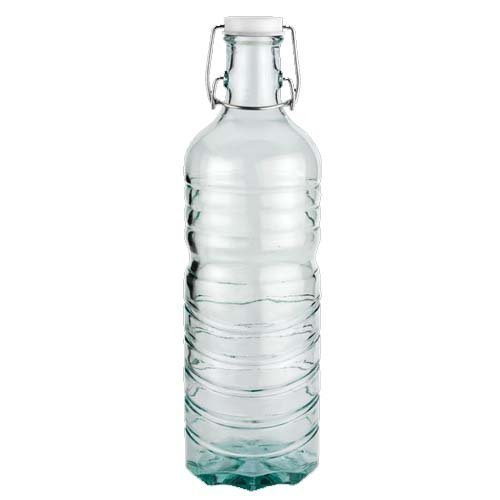 Botella Agua Transparente