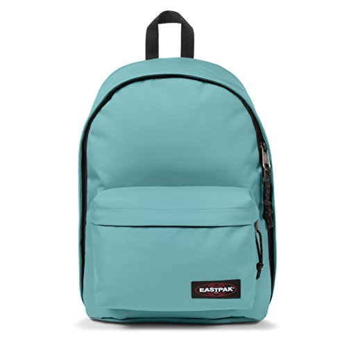 Eastpak Out Of Office Mochila, 27 litros, Turquesa (Basic Blue)