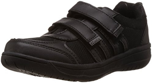Bata Boy's Squad Black Formal Shoes - 4 kids UK/India (22 EU)(4396023)