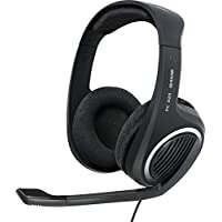 Sennheiser PC 320 Over-Ear 3.5mm Wired Gaming Headphones (Black)