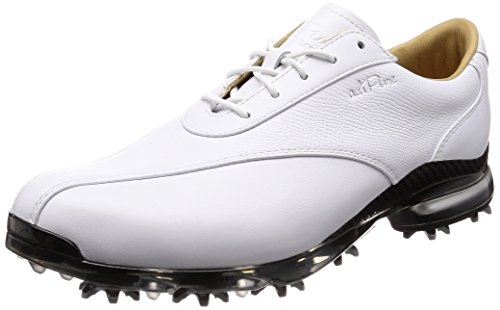 adidas Herren Adipure TP 2.0 Golfschuhe, Weiß (White F33588), 43 1/3 EU