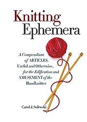 Knitting Ephemera