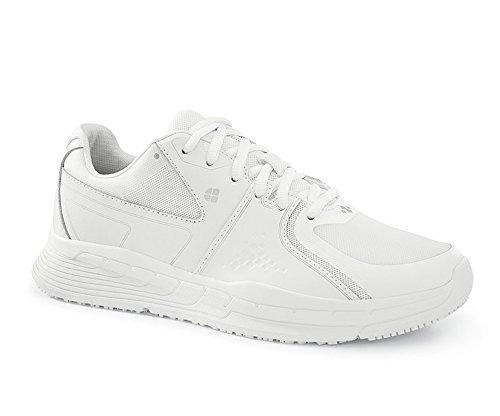 Shoes for Crews 27041-39/6 Condor Womens rutschhemmende Turnschuhe, Größe 39 EU, Weiß