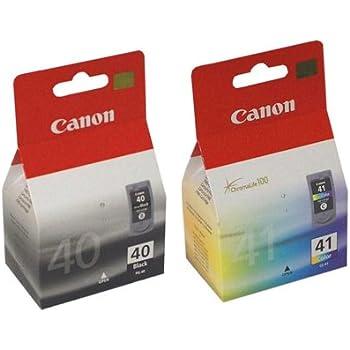 2 Canon Pixma MP150 Original Printer Ink Cartridges - Black+Tri-Colour- High Capacity