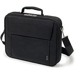 DICOTA Base 14-15.6 Notebooktasche (für Geräte bis 38 cm) mit Metalldrahtrahmen