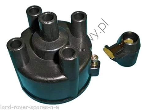 Rotor Arm and Distributor Cap Kit - K Series -200/400/MGF-