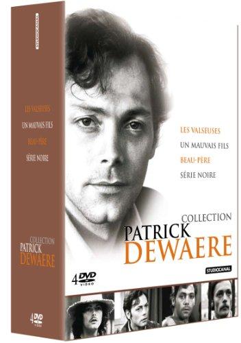 Collection Patrick Dewaere - Coffret - Les valseuses + Un mauvais fils + Beau-père + Série noire