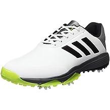 size 40 27bef 82f83 adidas Adipower Bounce Wd, Zapatos de Golf Hombre, BlancoNegroLima,