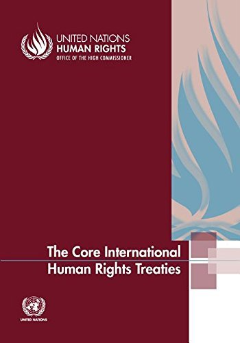 The Core International Human Rights Treaties by Office of the High Commissioner for Human Rights United Nations (2015-03-30)