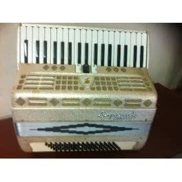 Accordeon Chromatique 80 Basses Soprani Fratelli Occasion